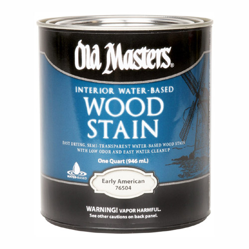 [Old Masters] Wood Stain - 수성우드스테인