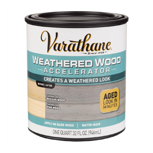 [RUST OLEUM]Varathane Weathered Wood Accelerator (고재 표현용 도료)