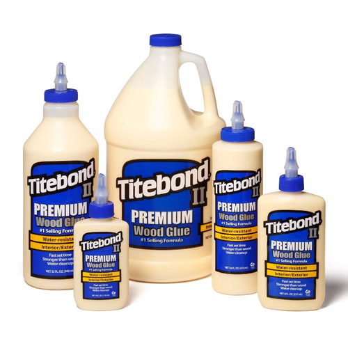 [사업자 전용] Titebond® II Premium Wood Glue  타이트본드 Ⅱ (473ml-3.78L)