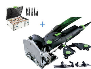FESTOOL DOMINO (DF500 Q-PLUS) 풀셋
