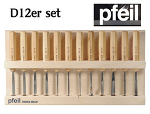[Pfeil] D형 Medium Size Carving 12set (D12er)